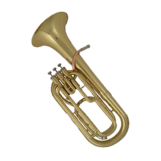Afbeelding van Klein onderhoud bariton, euphonium, ventieltrombone